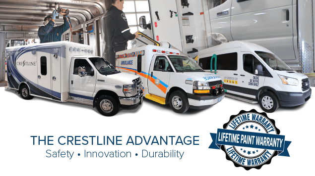 The Crestline Advantage - Safety - Innovation - Durability