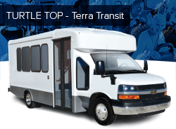 Turtle Top Terra Transit