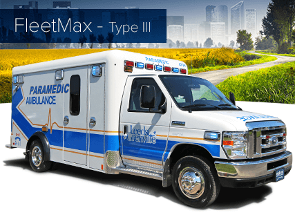 FleetMax - Type III Ambulance