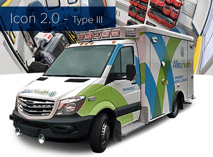Crestline | ICON 2 0 Ambulance