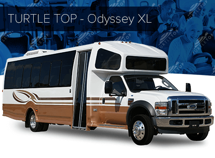 Turtle Top Odyssey XL
