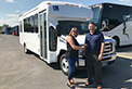 Congratulations Autobus Nordique on the delivery of (3) StarTrans Senator II buses!