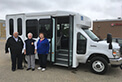 Congratulations to Weyburn Care-A-Van Society on the recent delivery of their new Turtle Top Terra Transit.