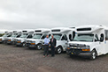 Congratulations to Autobus Fleur de Lys on the delivery of their Crestline fleet of Arboc Spirit of Freedom Buses!