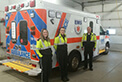 Congratulations to Parry Sound EMS (Ontario) on their new Crestline FleetMax ambulance!