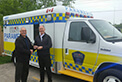 Congratulations to Lanark County Paramedic Service on the delivery of two Crestline FleetMax Ambulances!