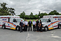 Crestline Coach Ltd. and Ferno Canada are pleased to announce Peterborough Paramedics will be the first EMS Service in North America to pilot the ACETECH iN∫COMMAND solution in their New Era - Type III ambulances.