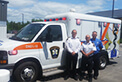 Congratulations to Nipissing on their recent delivery of two Crestline New Era Ambulances!