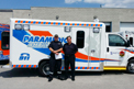 Commander Ambulance for Kawartha Lakes Paramedic Service in ON.