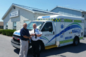 FleetMax Ambulance for Hastings County in ON.