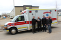 Summit Ambulance for Lethbridge Fire and Emergency Services in AB.