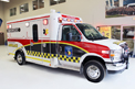FleetMax Ambulance for Naotkamegwanning First Nations EMS in Sioux Narrows, ON.