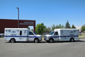 FleetMax Ambulances for Alburquerque Ambulance Service, NM, USA.