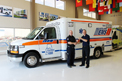 Commander Ambulance for Heartland Health Region in SK.