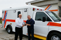 FleetMax Ambulance for Oneida Nation of Thames EMS in ON.