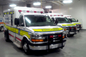 Congratulations to Perth County Paramedic Services, ON, on the delivery of your Crestline New Era ambulances! The New Era is a smaller ambulance model making it easy to maneuver in city streets and service bays. These ambulances are loaded with extra features including a sliding medic-safety seat, seat belt monitoring system, the ECO-Run Module (an idle-management tool) and the Ferno Stat Trac System for the PowerFlexx cot. Enjoy your new ambulances and thank you for your business.