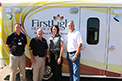 FirstLight Health System, in Mora, MN, US, received their new Commander XT Ambulance. It is a model known for patient and medic safety, fuel efficiency, an integrated intelligence system for onboard electronics, and an O2 on the go system that can provide a maximum amount of oxygen without incurring the weight. FirstLight values safety first and their new Crestline ambulance allows them to provide the best service to the communities they serve.