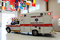 "Sumner County EMS of Gallatin, TN, USA. took delivery of 3 new 4x4 Ford F350 Summit 150 Crestline ambulance. ""We never close shop due to weather and our personnel need a vehicle as tough as they are. Over the past week, the new medic units have proven themselves to be a very useful addition to our fleet."" - Sumner  County EMS"