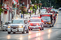 Once again Crestline was proud to be a Gold Sponsor of the Tour Paramedic Ride, a not-for-profit organization dedicated to strengthening the Paramedic community and raising funds in support of the Canadian Paramedic Memorial Foundation. The foundation is constructing a monument in Ottawa, Ontario, to honour those Paramedics who have lost their lives in the line-of-duty.