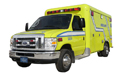 2011 Crestline FleetMax for Les Ambulance Denis & Fils Ltée in Saint-Marc-des-Carrières, QC, Canada.