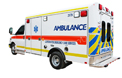 2011 Crestline FleetMax for Lloydminster Emergency Care Services, Lloydminister, SK, Canada.