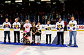 In February 2016, MD ambulance celebrated 40 years of service in Saskatoon and the surrounding Saskatchewan comunites. A fundraiser was organized with the Saskatoon Blades to help Naomi Lendvay, a young girl battling cancer. Crestline helped to sponsor a special jersey the Blades wore on Feb 2, 2016, during their game against the Prince George Cougars. A jersey auction and 50/50 ticket sales raised $15,000 to help Lendvay family. Thank you to Naomi Lendvay for being a true hero at the age of seven and opening up her life to the world in order to create awareness for Pediatric Cancer.