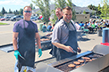 United Way BBQ fundraiser