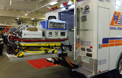 This state-of-the-art neonatal ambulance was proudly unveiled here at the Emergency Medical Services (EMS) Central Operations in Regina, Saskatchewan, Dec.6, 2011.