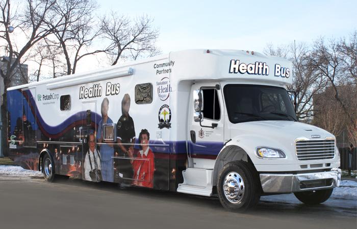Crestline | Mobile Health Clinics
